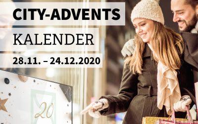 """City-Adventskalender """"Suchen und Gewinnen"""""""