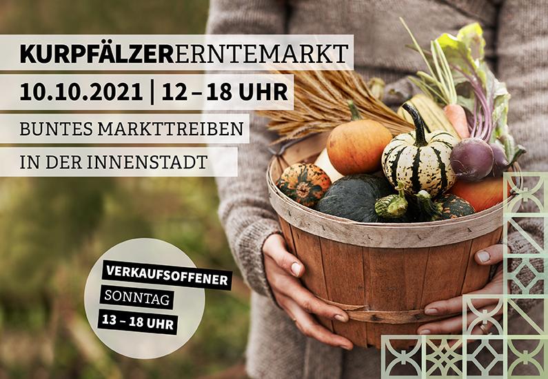 Kurpfälzer Erntemarkt